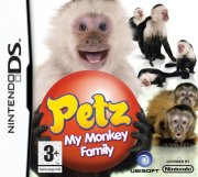 petz my monkey family - nintendo ds