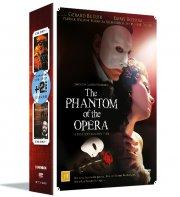 phantom of the opera // breach // burning plain - DVD