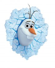 disney frost olaf lampe - philips - Til Boligen