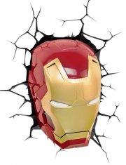 marvel avengers ironman lampe - Til Boligen