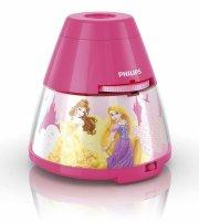 philips natlampe / projektor - disney prinsesser - Til Boligen