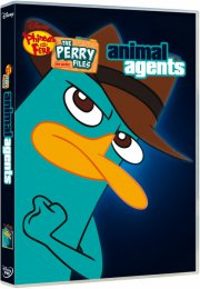 phineas and ferb: animal agents - DVD