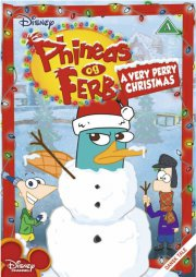 phineas and ferb - a very perry christmas - DVD