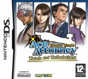 phoenix wright: ace attorney - trials and tribulations (import) - nintendo ds
