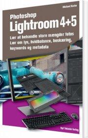 photoshop lightroom 4+5 - bog
