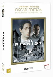pianisten / the pianist - oscar edition - DVD