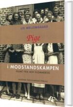 pige i modstandskampen - bog