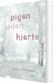 pigen uden hjerte - bog