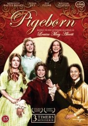 pigebørn - miniserie - DVD