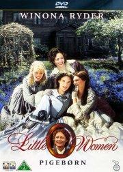 little women / pigebørn - DVD