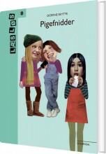 pigefnidder - bog