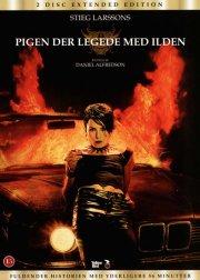pigen der legede med ilden - extended edition - DVD