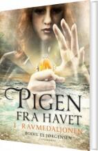 pigen fra havet 1 - ravmedaljonen - bog