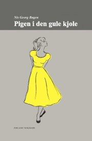 pigen i den gule kjole - bog