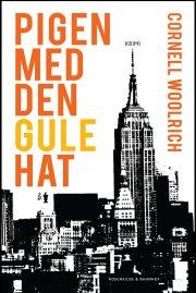 pigen med den gule hat - bog