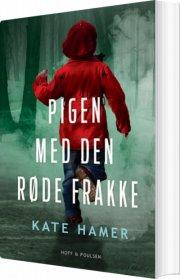pigen med den røde frakke - bog