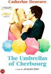 pigen med paraplyerne - DVD