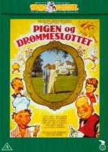 pigen og drømmeslottet - DVD