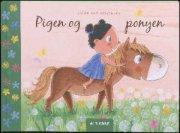 pigen og ponyen - bog