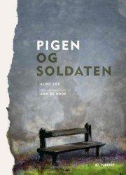 pigen og soldaten - bog