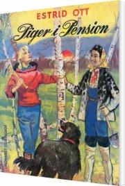 piger i pension - bog