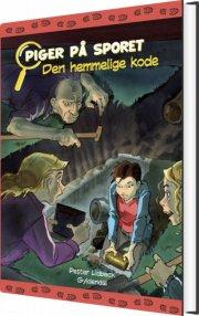 piger på sporet 4 - den hemmelige kode - bog