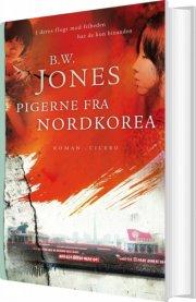 pigerne fra nordkorea - bog
