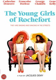 pigerne fra rochefort / young girls of rochefort - DVD