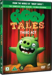 piggy tales: third act - sæson 3 - DVD