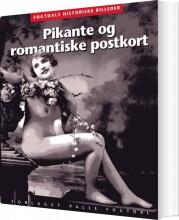 pikante og romantiske postkort 1880-1920 - bog