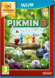 pikmin 3 (selects) - wii u