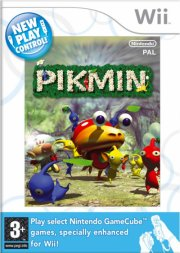 pikmin (dk/se) - wii