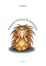 pindsvinet pindstrup får konkurrence - bog