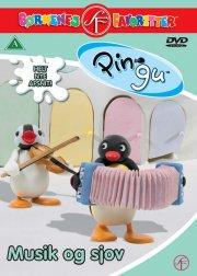 pingu 10 - musik og sjov - DVD