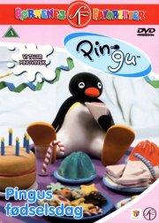 pingu 12 - pingus fødselsdag - DVD