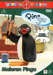 pingu 13 - maleren pingu - DVD
