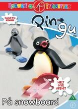 pingu 4 - på snowboard - DVD