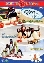 pingu box - DVD