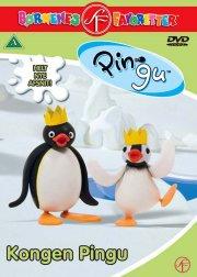 pingu 7 - kongen pingu - DVD