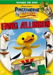 pingvinerne fra madagascar: fang ællingen - DVD