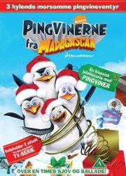 pingvinerne fra madagascar - DVD