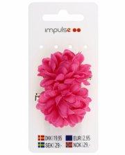 hårnæb med blomst - lyserød - Hårpleje