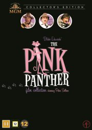 pink panther collection - DVD