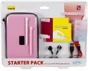 nintendo dsi xl - starter pack - pink - Konsoller Og Tilbehør