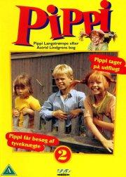 pippi 2: pippi tager på udflugt - eps. 4-5 - DVD