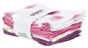 pippi stofbleer / stof bleer - 8-pack - lyserød - Babyudstyr