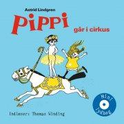 pippi går i cirkus - CD Lydbog