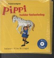 pippi holder fødselsdag - CD Lydbog