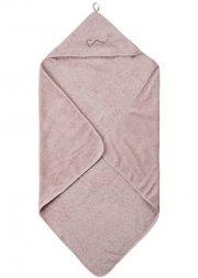 pippi økologisk babyhåndklæde - violet - Til Boligen