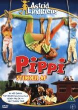 pippi stikker af - DVD